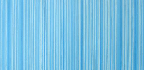 Image Gallery light blue stripes