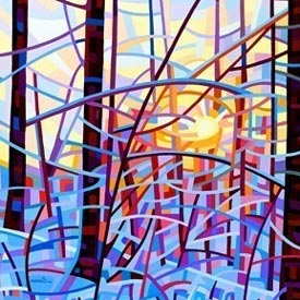 Landscape by Mandy Budan