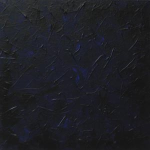 Dark Blue Wash Painting