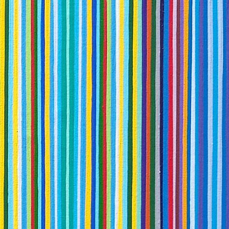 Multicolor Rainbow Stripes